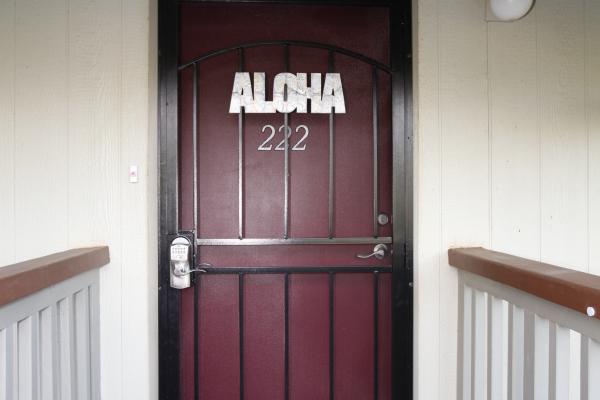 1.5 Front door