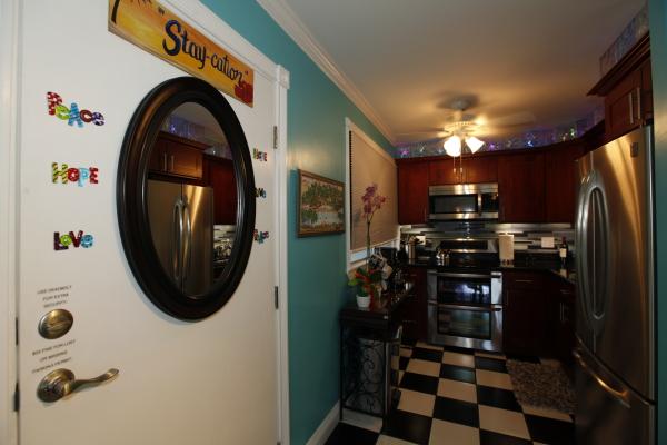 13.5 kitchen door