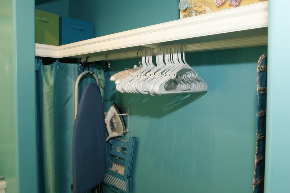 28 Hall closet