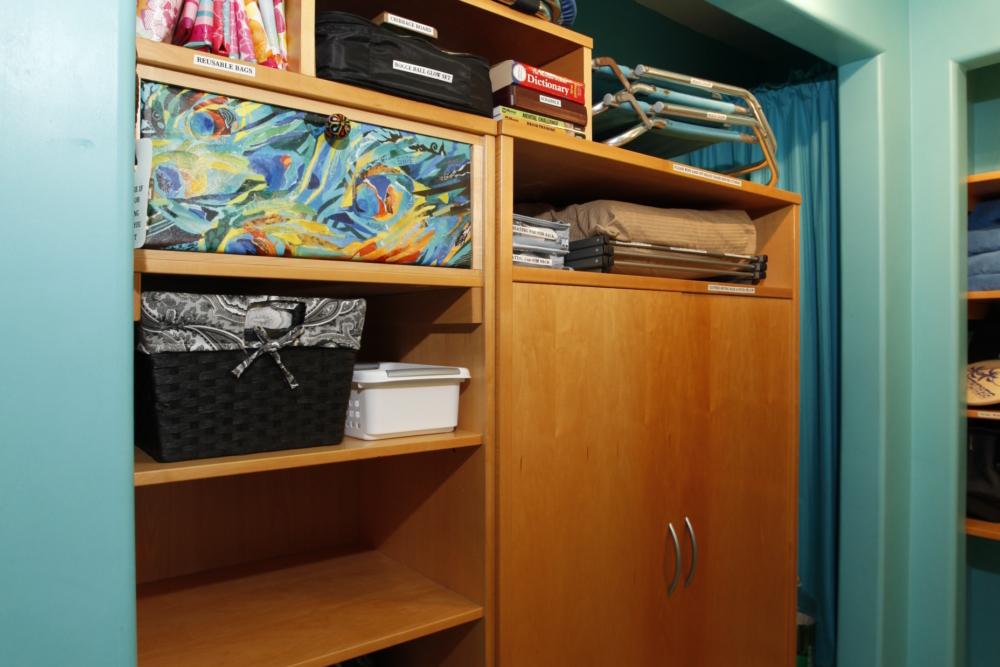 32 hall closet