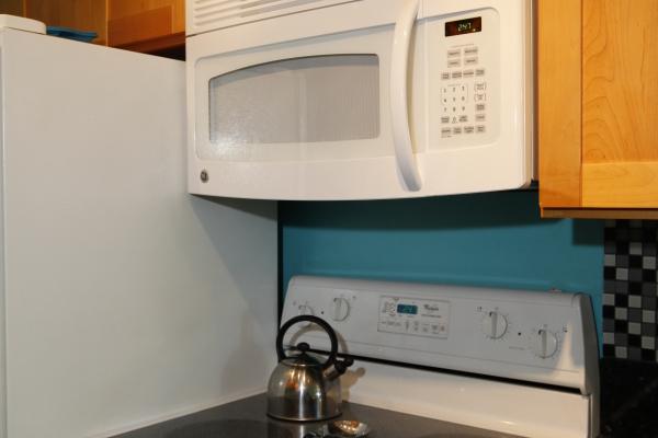 5 kitchen microwave