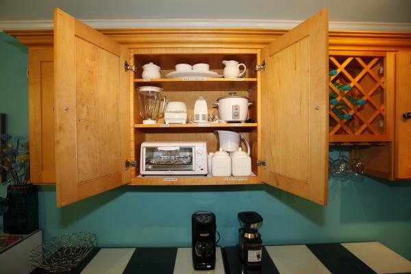8 kitchen appliances